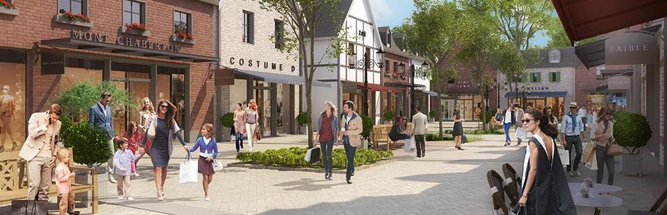 Designer Outlet Hautmont - Village de marques