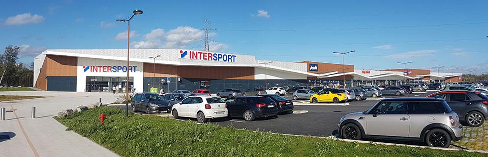 Retail Park L'Escale